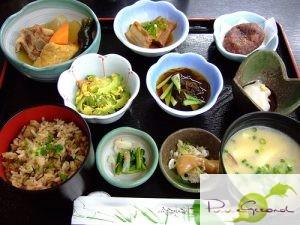Okinawa-dieet