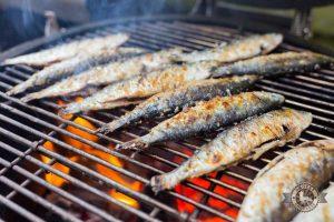 Smokey_Goodness_BBQ_Catering_Receptfoto_Gegrilde_Sardines