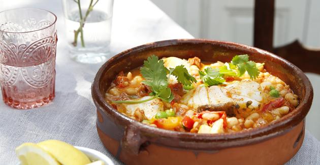 Spaanse ovenschotel