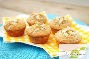 bananen-cupcakes-van-amandelmeel