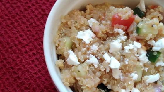 Italiaanse quinoa