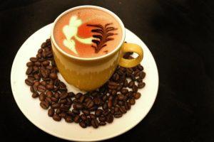 koffie hart