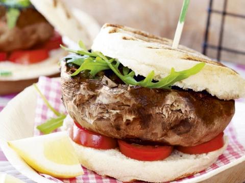 Champignonburgers