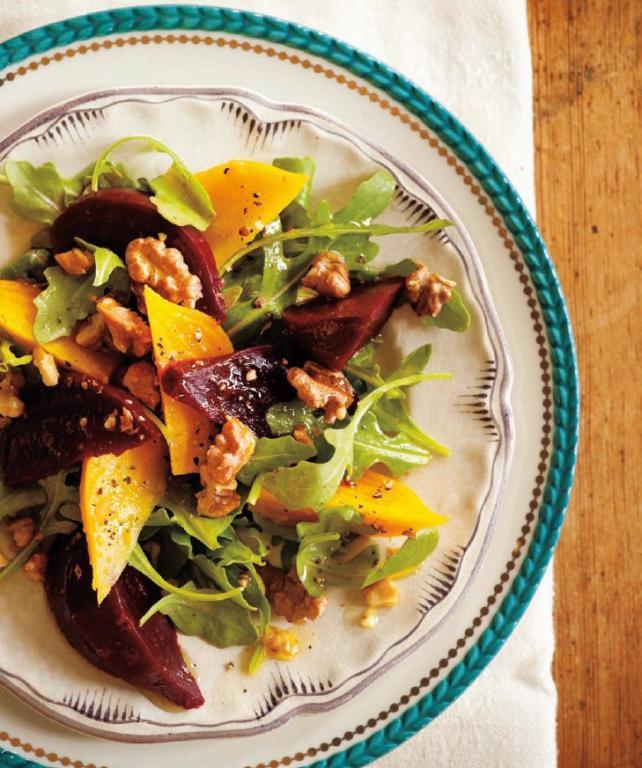 Bietjessalade met Mierikswortel