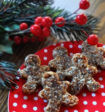 Gingerbread - mannetjes