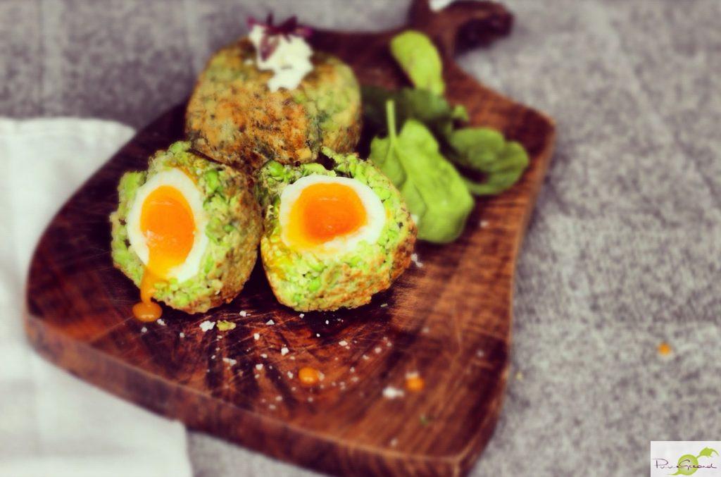 Groene eieren