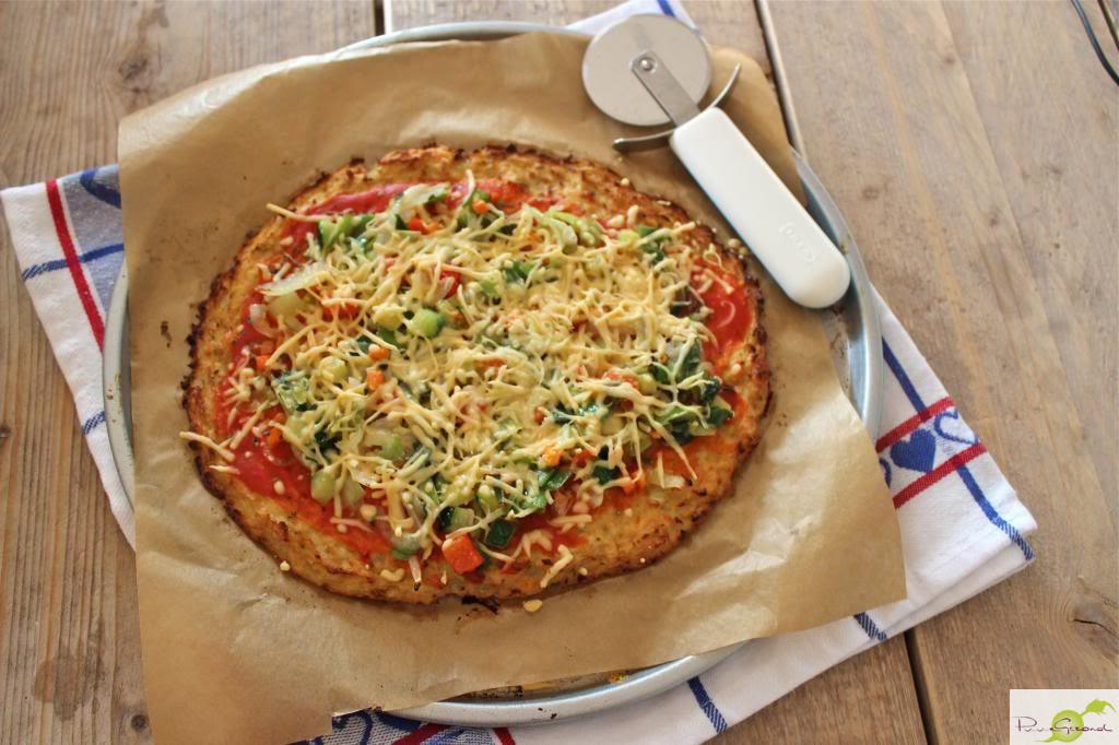 Pizza gezond